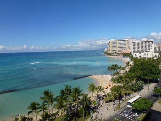 Pacific Beach Hotel: Perfect!