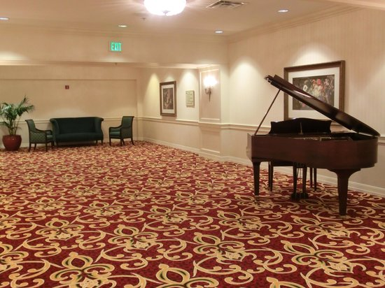 Hilton Milwaukee City Center: spacious