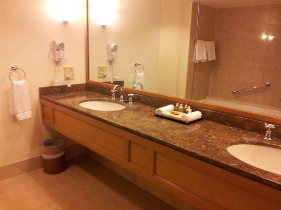 Stamford Plaza Sydney Airport: huge bathroom