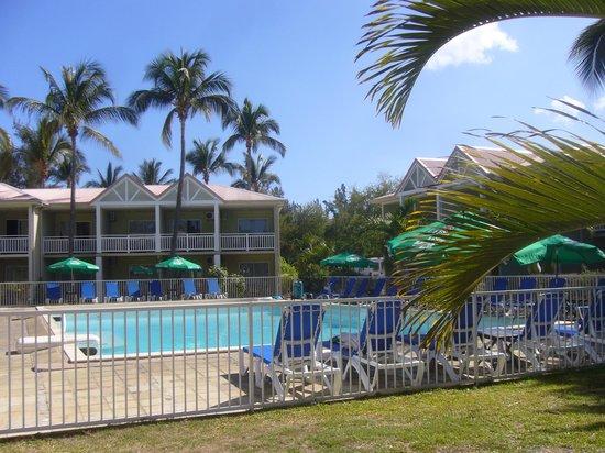 Hotel Le Recif: l'une des piscines