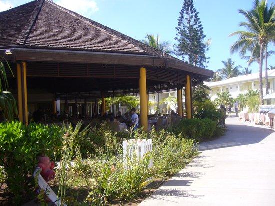 Hotel Le Recif: restaurant