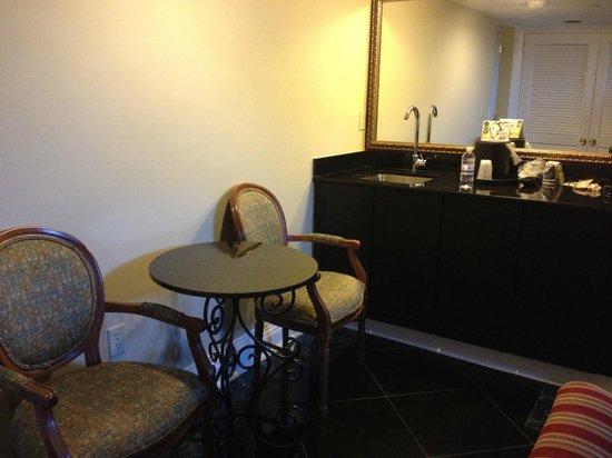 Bourbon Orleans Hotel: Bar
