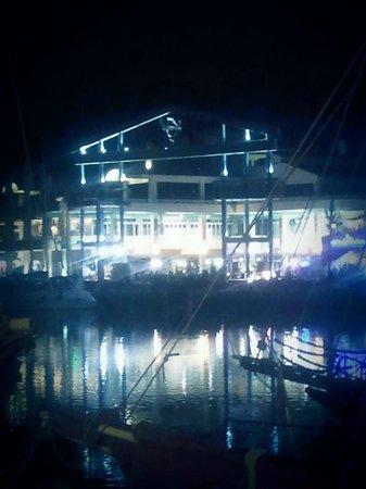 Hotel Carmen Teresa: marina