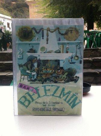 Bar Belezmin: Bar Belezimin