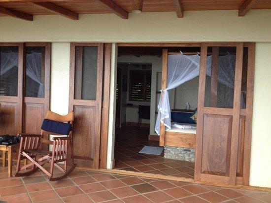 Bosque del Cabo Rainforest Lodge: Deluxe cabina