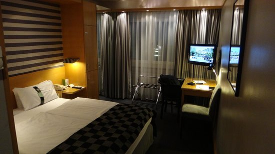 Holiday Inn Vienna City: Double bed 307