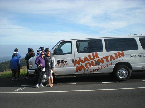 Paia, HI: Van da Maui Mountain