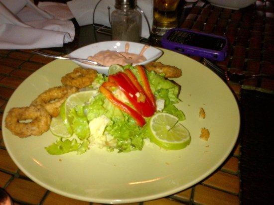 Casa Valeria Boutique Hotel: Calmaria Salad