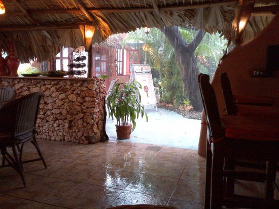 Casa Valeria Boutique Hotel : Cozy Dining Area