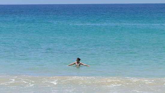Praia do Cachorro : :-)