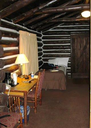Grand Canyon Lodge - North Rim : Single bed