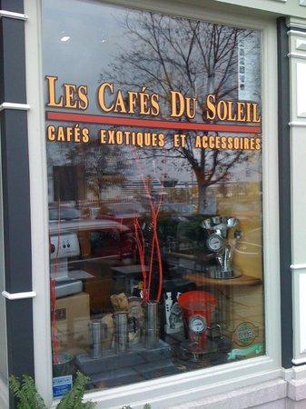 Les Cafés du Soleil