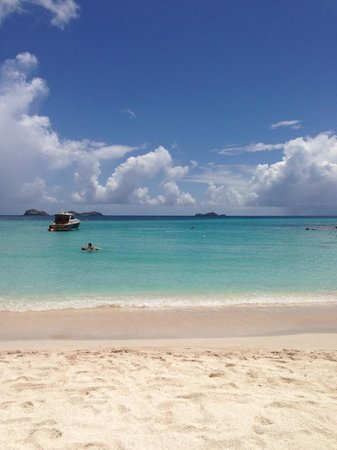 Eden Rock - St Barths: Beach..
