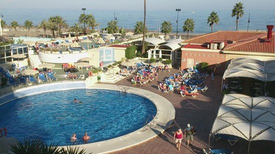 Sol Don Pedro : One of the pools