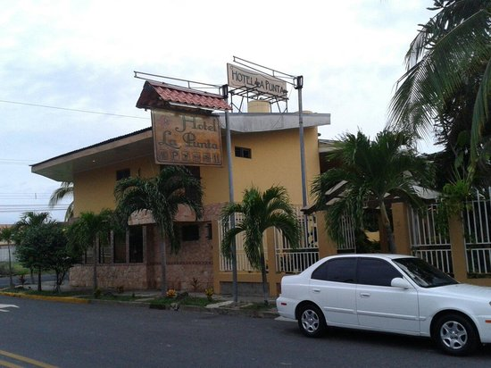 Hotel La Punta : Vista del exterior del Hotel