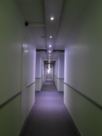 Goodearth Hotel: The eeriness of the corridors
