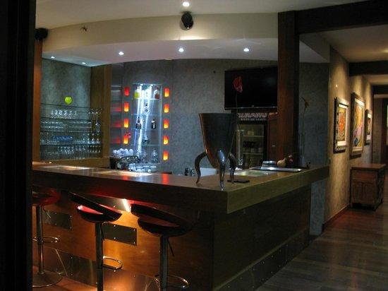 La Villa des Sens : Bar area