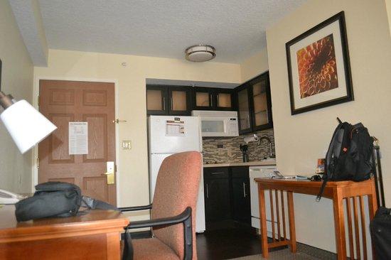 Staybridge Suites Ft. Lauderdale Plantation: plenty space