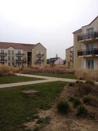 Residhome Roissy Village : View of outside