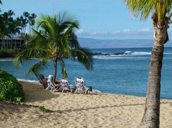 The Mauian Hotel on Napili Beach: Ocean View