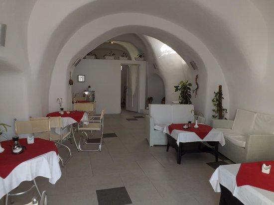 Dream Island Hotel: Breakfast room