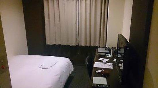 JR Inn Obihiro: 部屋の写真1