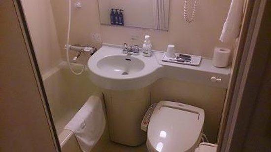 JR Inn Obihiro : 部屋の写真3