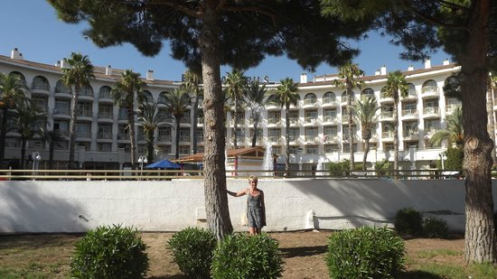 Hotel Best Cambrils: HOTEL