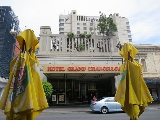 Hotel Grand Chancellor Adelaide on Hindley: Hotel Grand Chancellor