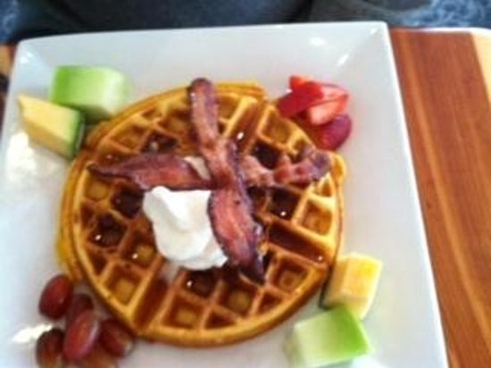 Tamp & Tap: Waffle