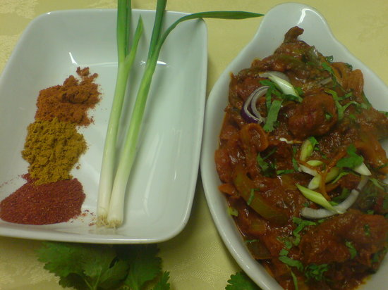 Spice Of Bengal: PIAZA DISH Volatile Aromatic Spice, Word Wining Chef Of The Week