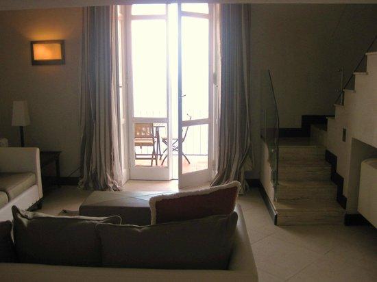 Punta Tragara: Our Suite