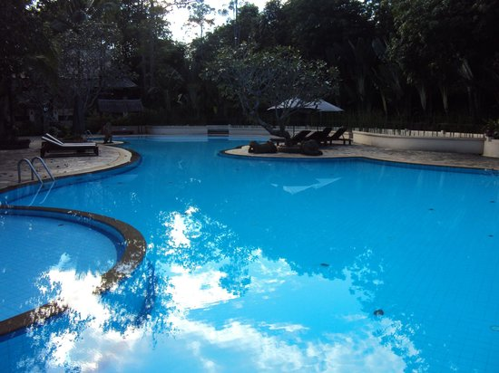 Suanthip Vana Resort: pool