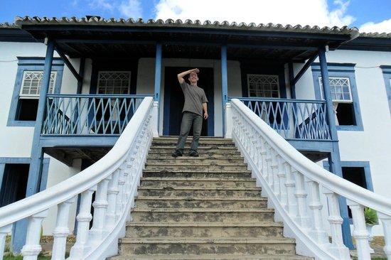 Hotel Fazenda Boa Vista : Entrada da pousada