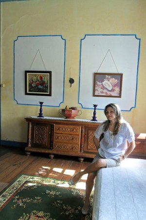 Bananal, SP: Mobiliário