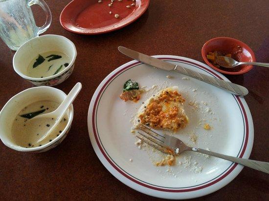 Sajhome: Great food