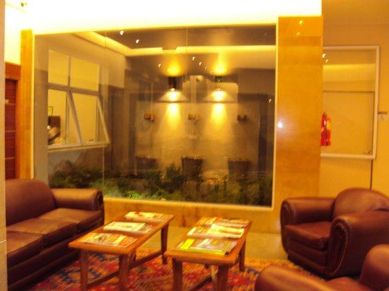 Alma del Plata Buenos Aires Hotel & Apart: Lobby