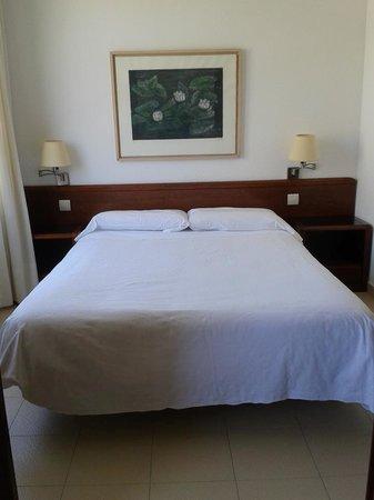 Atenea Park Suites Apartaments : La habitacion