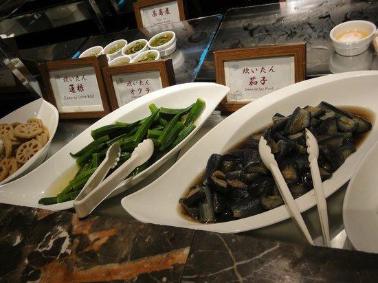 Hotel Granvia Kyoto: 朝食(京風)
