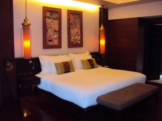 Siripanna Villa Resort & Spa: comfortable bed
