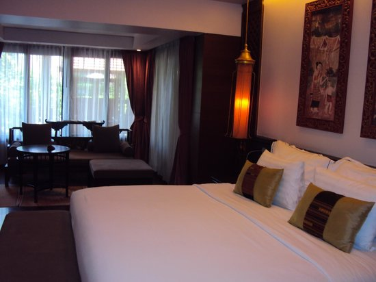 Siripanna Villa Resort & Spa: villa room
