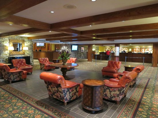 Hershey Lodge: Lobby