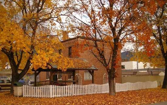 Thompson Falls, MT: Old Jail Museum Autumn 2012