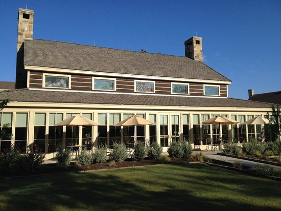 Hyatt Regency Lost Pines Resort & Spa : FireWheel Cafe