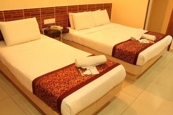 Time Hotel Melaka: family room