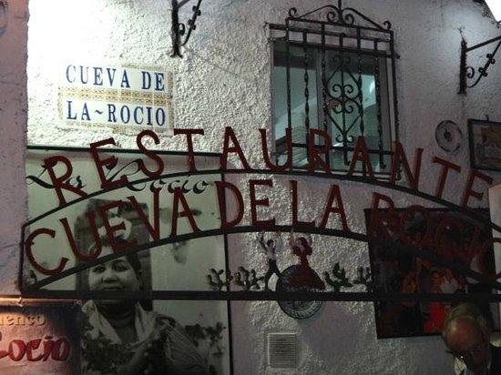 Cueva de la Rocio: Best show in Granada