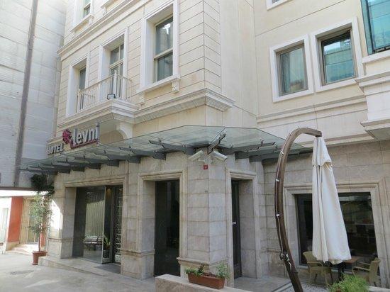 Levni Hotel & Spa: Exterior of Hotel Levni
