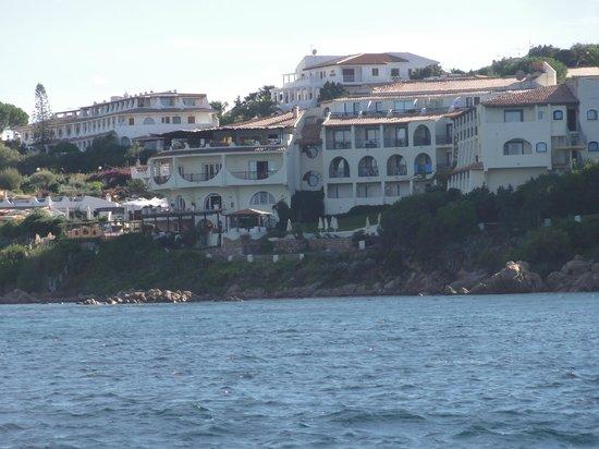 Club Hotel: Hotel view
