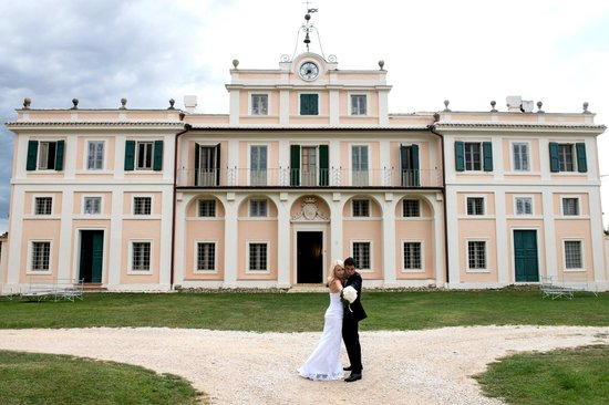 Villa Pianciani: Perfect wedding venue