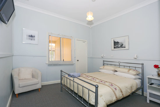 Busselton Guest House: Royal room